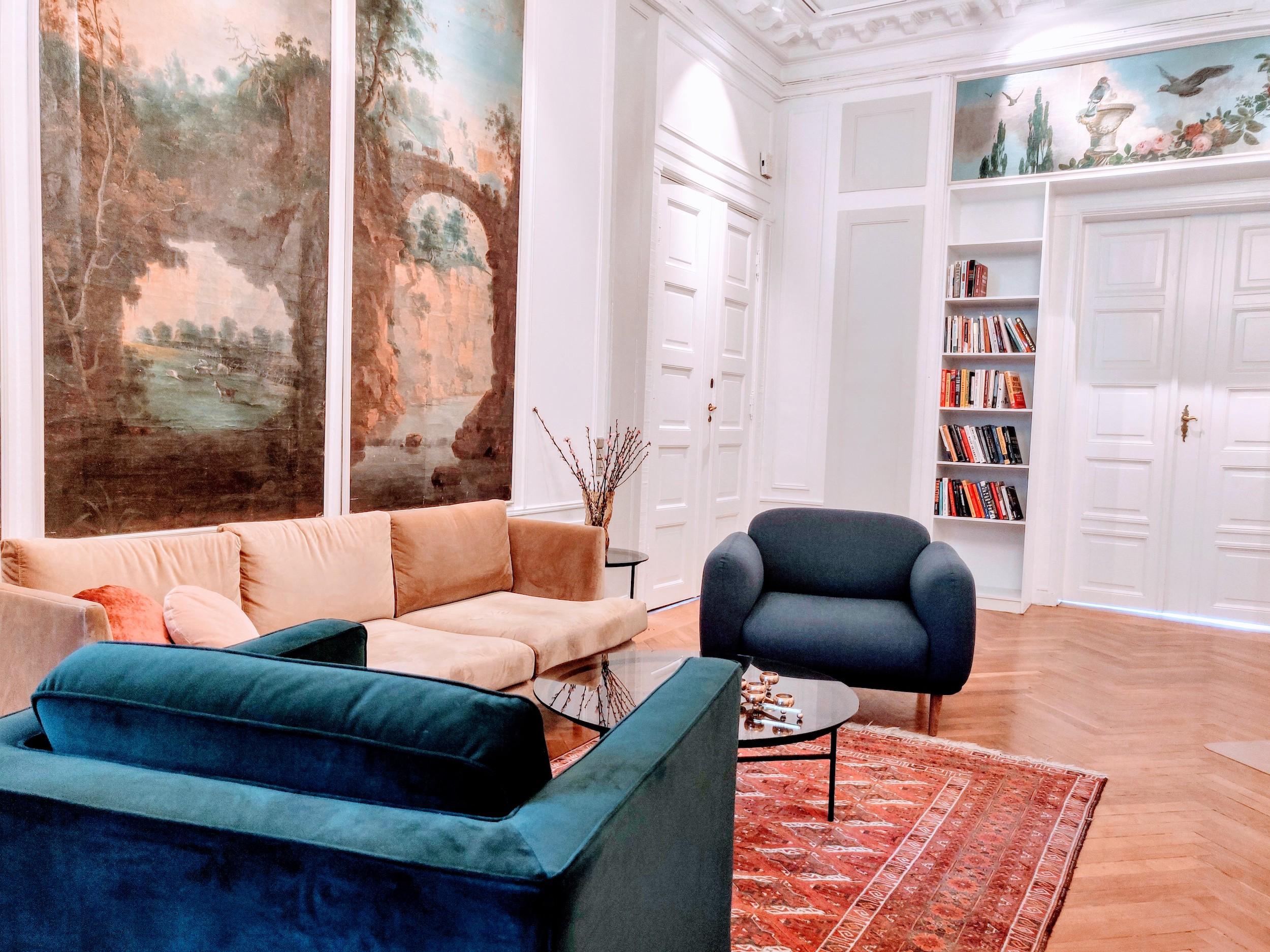 Dayhub – vores kontorhotel ved Kongens Have i København